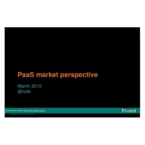 PaaS Market