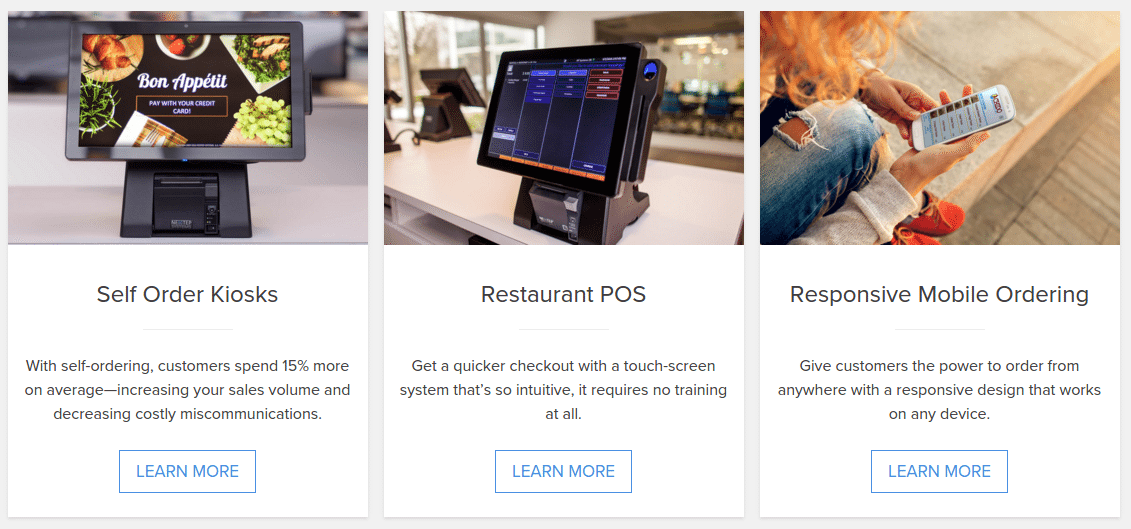 NEXTEP Systems Self Order
