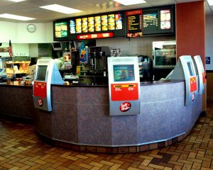 McDonalds ordering circa 2005 test. Click to see full size image
