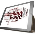 minimum wage kiosk