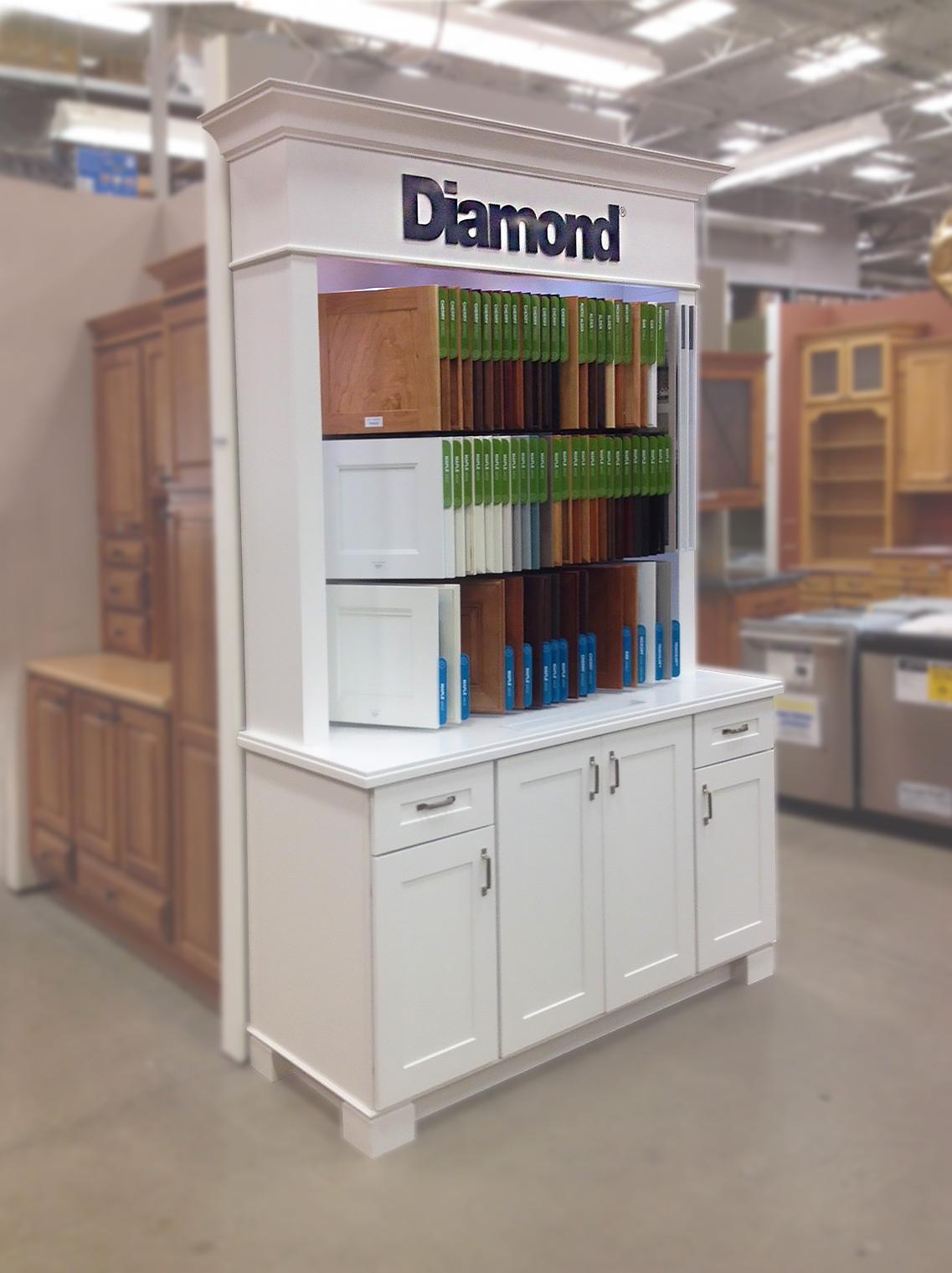 Dealer display
